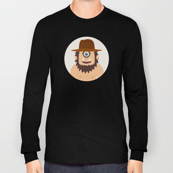 Maynila Adventures Long Sleeve T-shirt