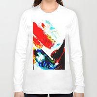 hipster Long Sleeve T-shirts featuring Hipster  by mcmerriweather