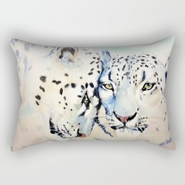 Leopard Love Rectangular Pillow