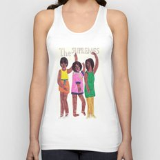 The Supremes Unisex Tank Top