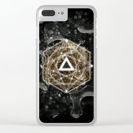 The Secret Clear iPhone Case