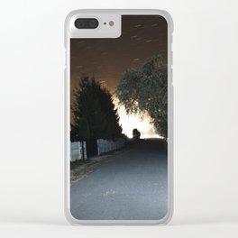 Roadkill Clear iPhone Case