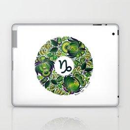 Capricorn in Petrykivka Style (with signature) Laptop & iPad Skin