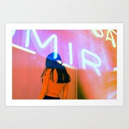 Mir Art Print