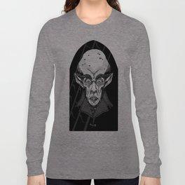 Count Orlok Long Sleeve T-shirt