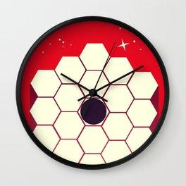 james webb space telescope, Wall Clock