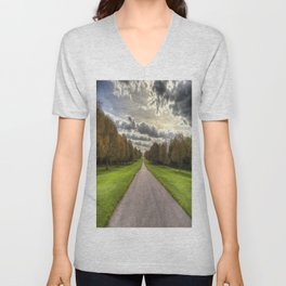 The Long Walk Windsor Unisex V-Neck