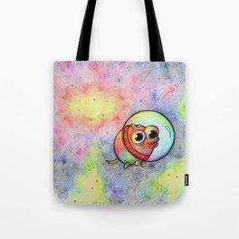 Goober's Space Adventure Tote Bag