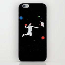 NBA Space 1 iPhone Skin