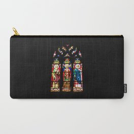Stained-glass window Carry-All Pouch