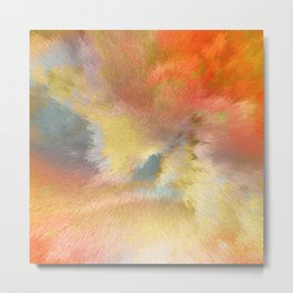 Homage to Turner Metal Print