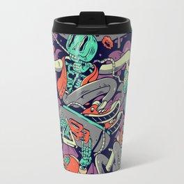 SKULLED Travel Mug