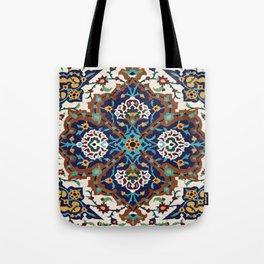 Persian Art Tote Bag
