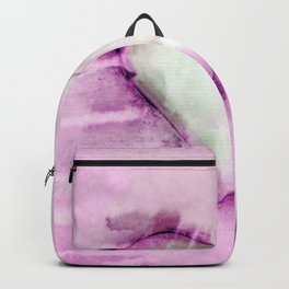 Love Unfolding No.26I by Kathy Morton Stanion Backpack