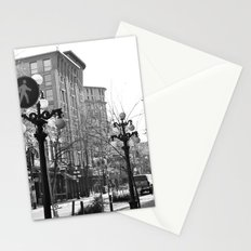historic gastown  Stationery Cards