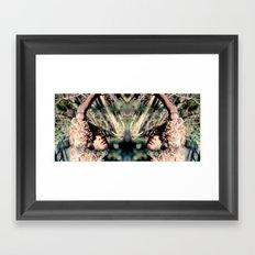 Reflect1 Framed Art Print