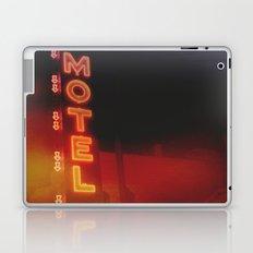 Red Motel Laptop & iPad Skin