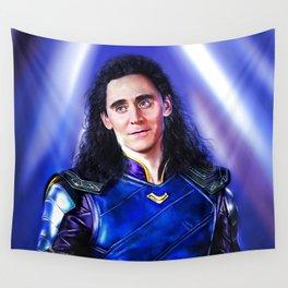 Loki - Ragnarok V Wall Tapestry