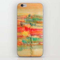 Watercolor/Abstract 2 iPhone & iPod Skin