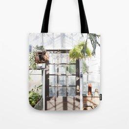 Greenhouse Fern Room Tote Bag