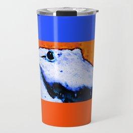 Gator Art - Swampy - Florida - Sharon Cummings Travel Mug