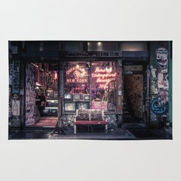 Underground Boxing Club NYC Rug