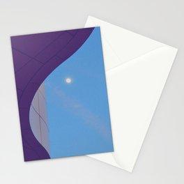 Lunar Curve Stationery Cards