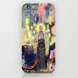 Huginn & Muninn (Thought & Memory) iPhone Case