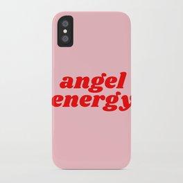 angel energy iPhone Case