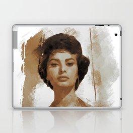 Sophia Loren, Actress Laptop & iPad Skin