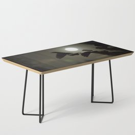 By the light of the full moon Coffee Table
