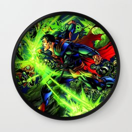 The real strength of his Wall Clock
