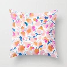 Birthday Confetti Throw Pillow