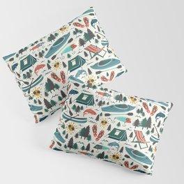 Lake Life - Summer Ivory Pillow Sham