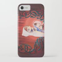 uncharted iPhone & iPod Cases featuring Uncharted by Sarah Calvillo