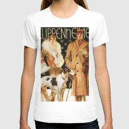 Joseph Christian Leyendecker - Kuppenheimer - Digital Remastered Edition T-shirt