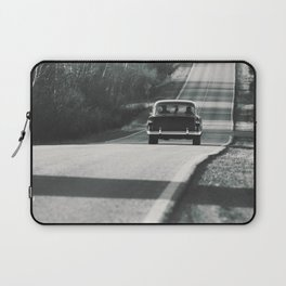 Cruising in the Coupe Laptop Sleeve