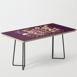 Promise Coffee Table