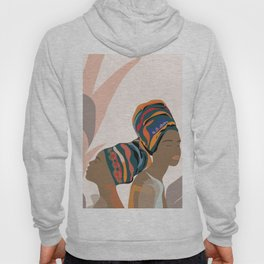 Women with the Turbans Hoody