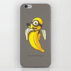 Ba-ba-ba-ba-banana iPhone Skin