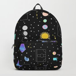 Witch Starter Kit: Astronomy - Illustration Backpack