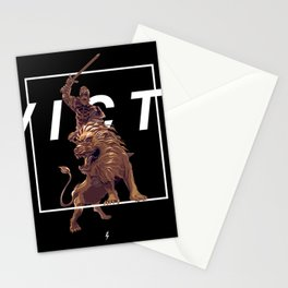To Victory! Stationery Cards