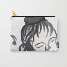 Music feeding the soul Carry-All Pouch