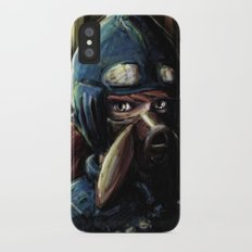 Nausicaa of the Valley of the Wind iPhone X Slim Case