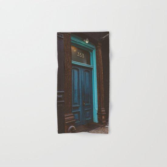 Brooklyn Door Hand & Bath Towel