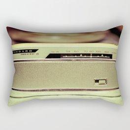 It's not true I had nothing on, I had the radio on.~ Marilyn Monroe ~ Rectangular Pillow