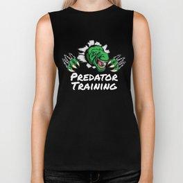 Predator Training   Fitness Muscles Strength Biker Tank