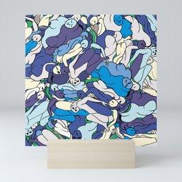 Sea Monkeys Mini Art Print