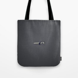 Lonely Flight Tote Bag