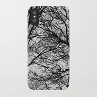 anxiety iPhone & iPod Cases featuring Anxiety by Mind-off